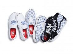 Supreme Vans White Castle