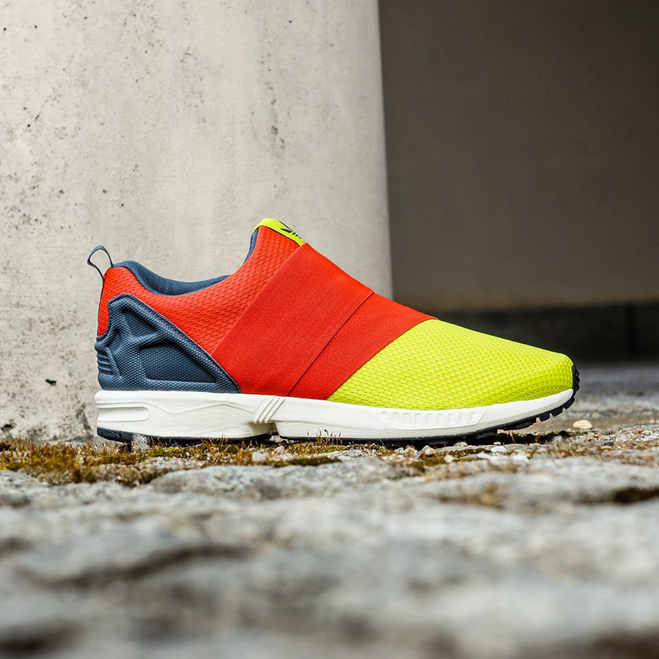 adidas Originals ZX FLUX ADV VIRTUE EM Trainers sun glow
