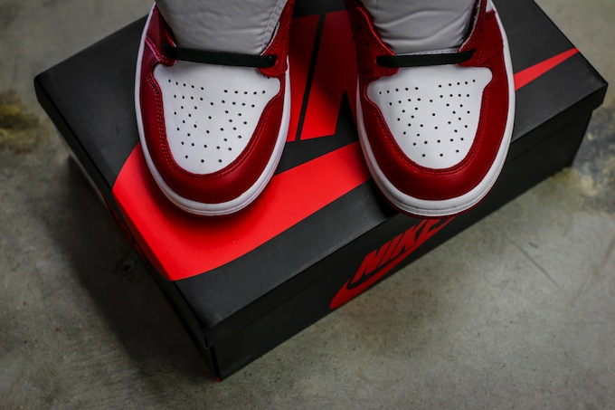 Air Jordan 1 High OG Chicago 2015 Release Date