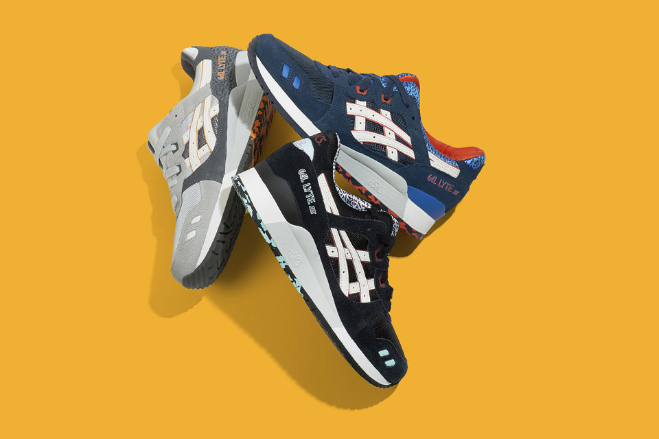 42bc8435d14e ASICS Gel Lyte III 8220 25th Anniversary Pack well-wreapped