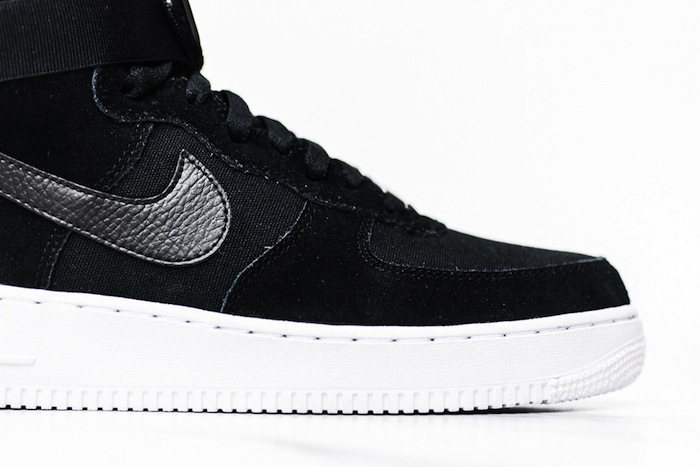 Nike Air Force 1 High 07 Black White