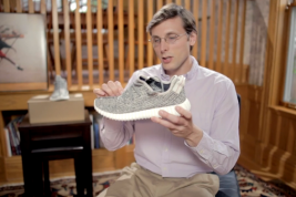 Brad Hall adidas Yeezy 350 Boost Review
