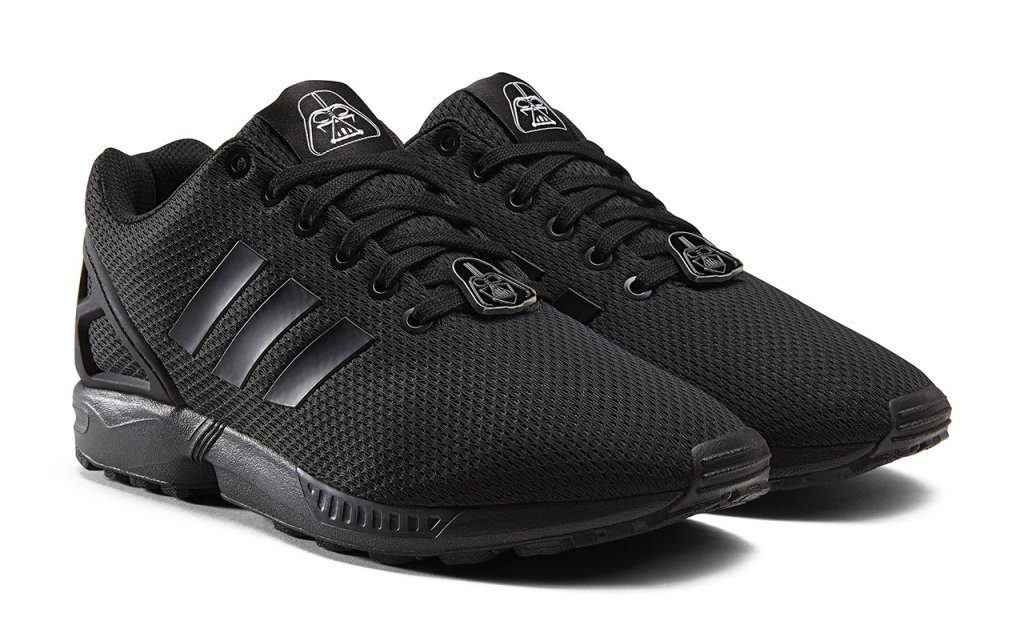 separation shoes 69838 8193d high-quality adidas Adds More Star Wars Designs to Their adidas ZX Flux