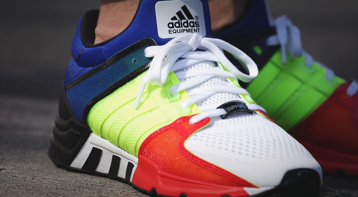 adidas EQT Running Support 93 Color Blocking