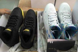 "Under Armour Curry One ""Championship Pack"" Release Date"