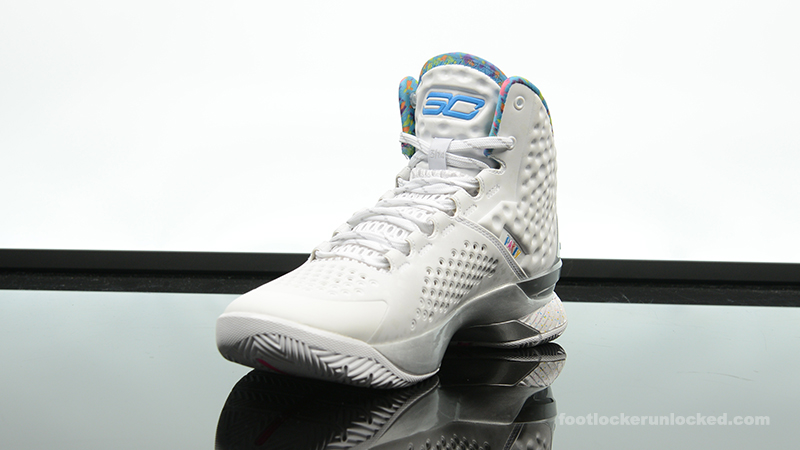 Under Armour Curry One Splash Party Champ Pack