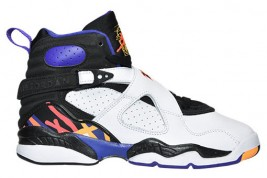 "The Air Jordan 8 ""Three Peat"" Will Also Be Available in Kids Sizing"