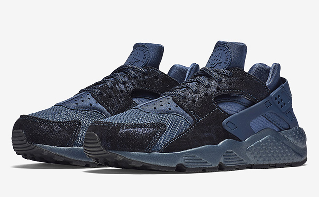 Nike Air Huarache Navy