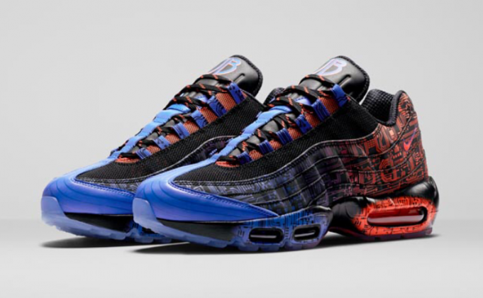Air Max 95 Colorful