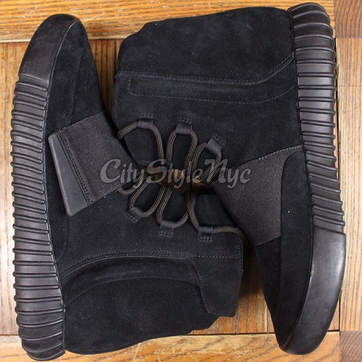 Blackout adidas Yeezy 750 Boost