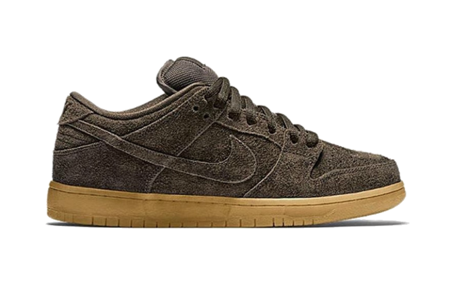 nike sb dunk low brown gum sneaker bar detroit. Black Bedroom Furniture Sets. Home Design Ideas