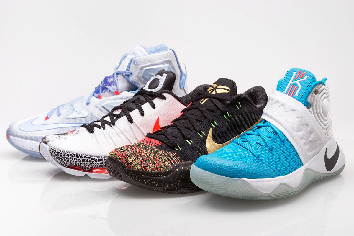 nike basketball 2015 christmas pack sneaker bar detroit