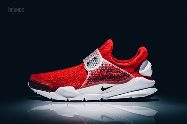 Red Nike Sock Dart