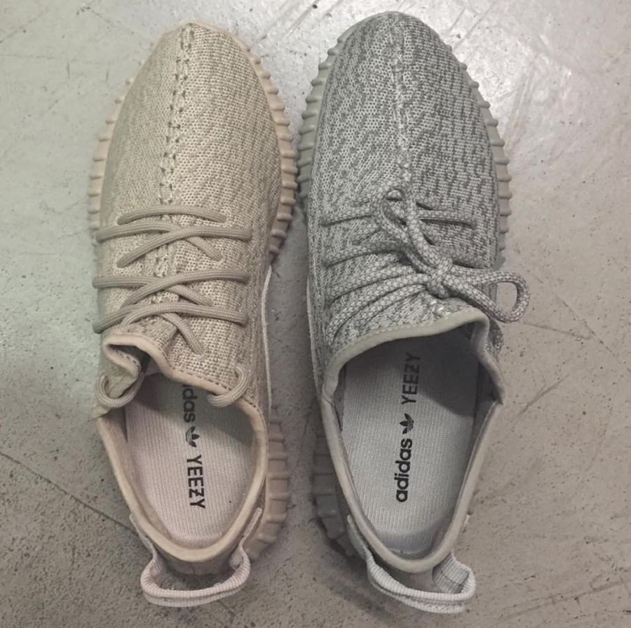 Moonrock Oxford Tan Yeezy 350 Boost