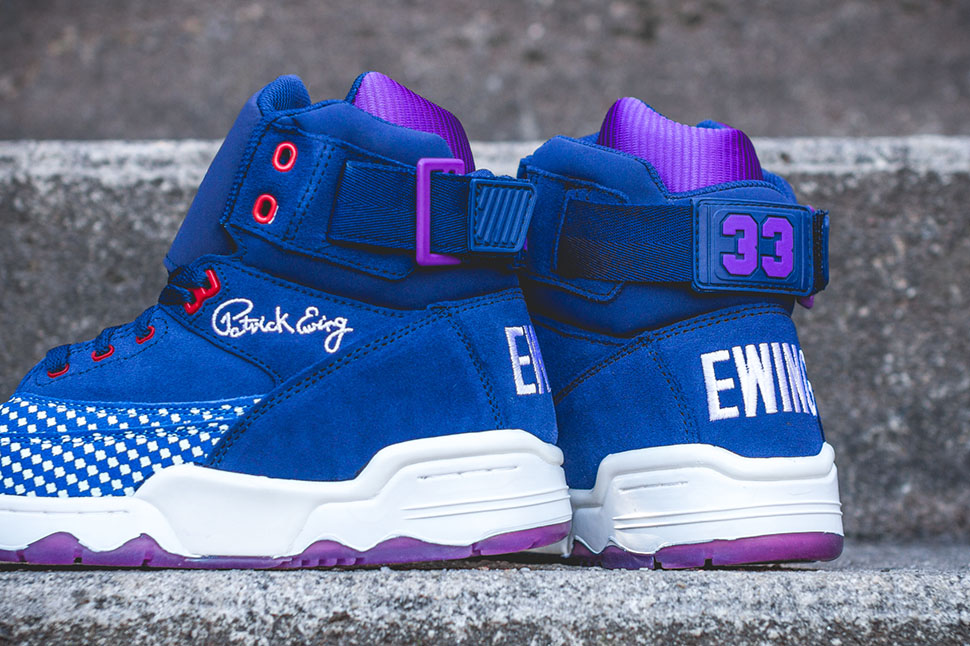 Ewing Athletic 33 Hi All Star