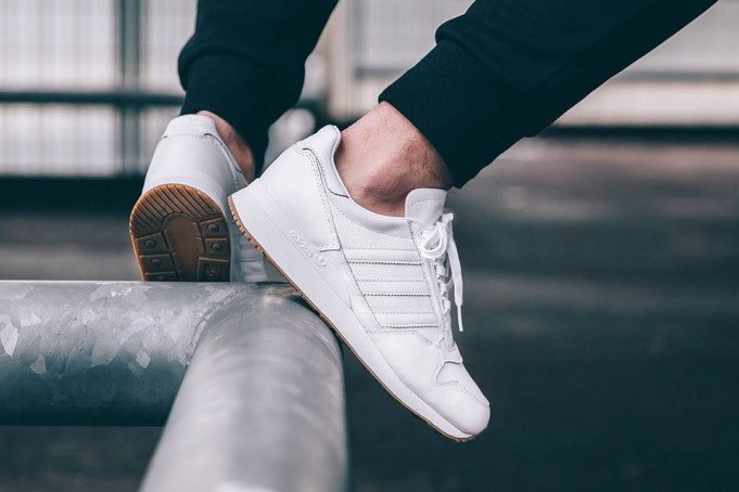 adidas zx 500 all white