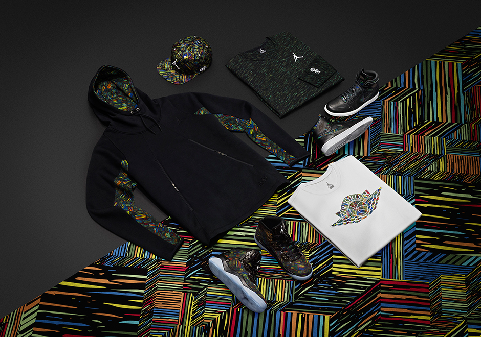 Jordan Brand BHM 2016 Collection