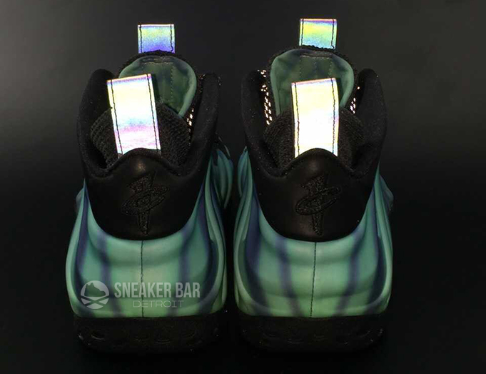 Northern Lights All Star Nike Foamposite One