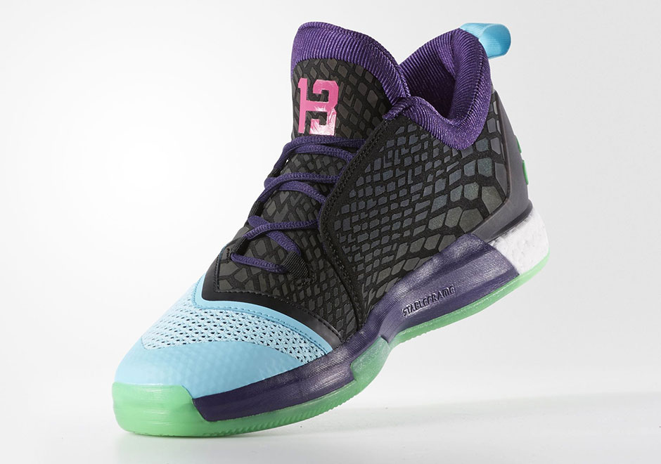 James Harden adidas Crazylight Boost 2 5 All Star