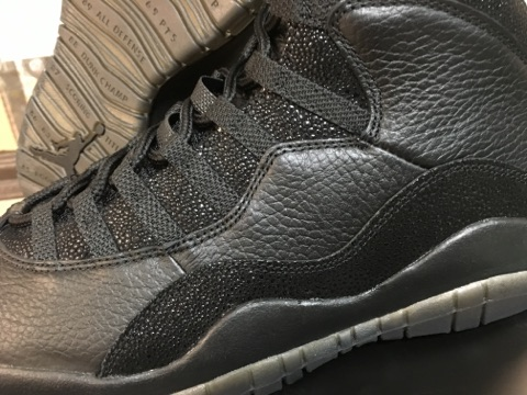 Air Jordan 10 OVO Black 2016 NBA All Star Toronto