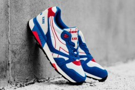 "Diadora N9000 ""True Blue"""