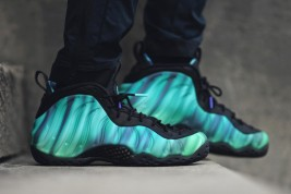 "Nike Air Foamposite One ""Northern Lights"" Debuts Tomorrow"