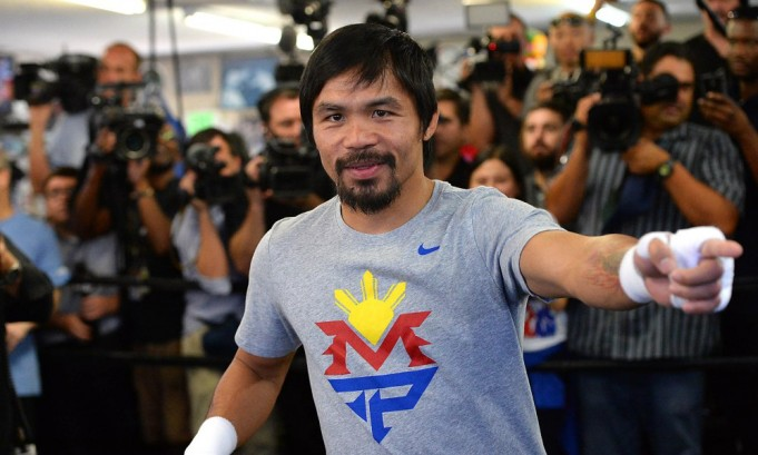 Nike Drops Manny Pacquiao Gay Comments