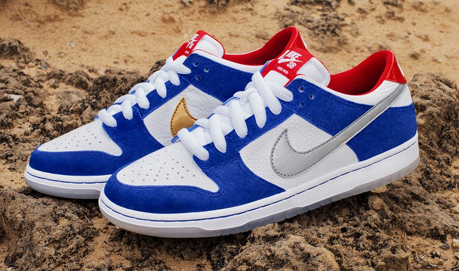 Ishod Wair Nike SB Dunk Low BMW