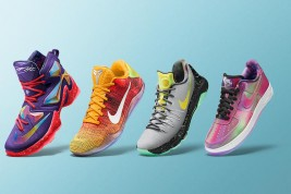 NIKEiD All-Star 2016 Releases
