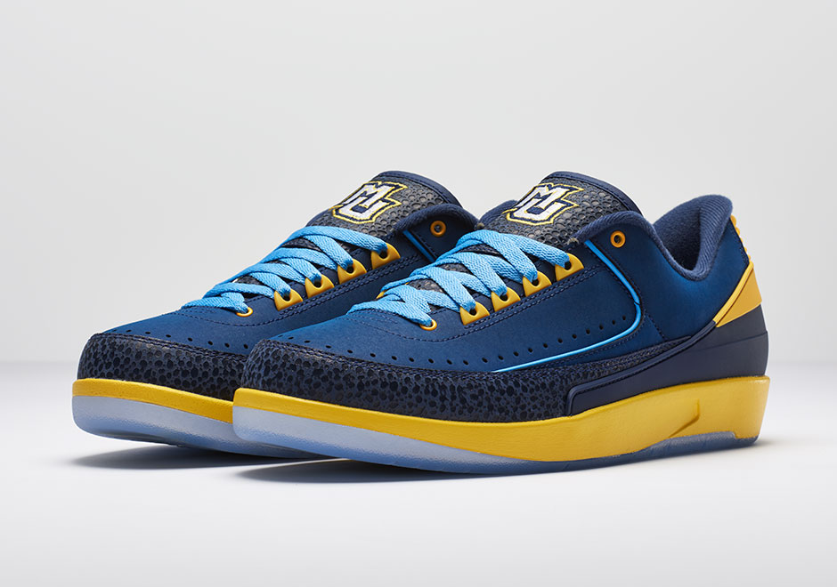 Air Jordan 2 Low Marquette