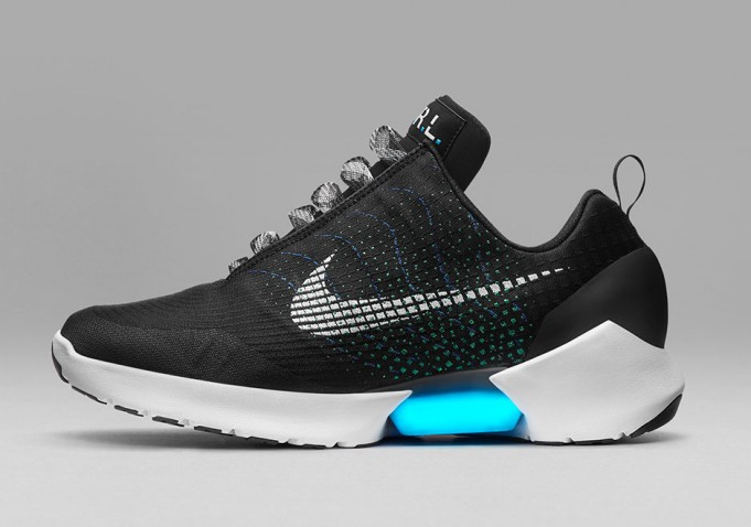Power Lacing Nike HyperAdapt