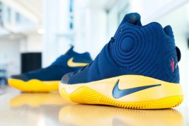 Kyrie's Nike Kyrie 2 Playoff PE Debuts May 19th