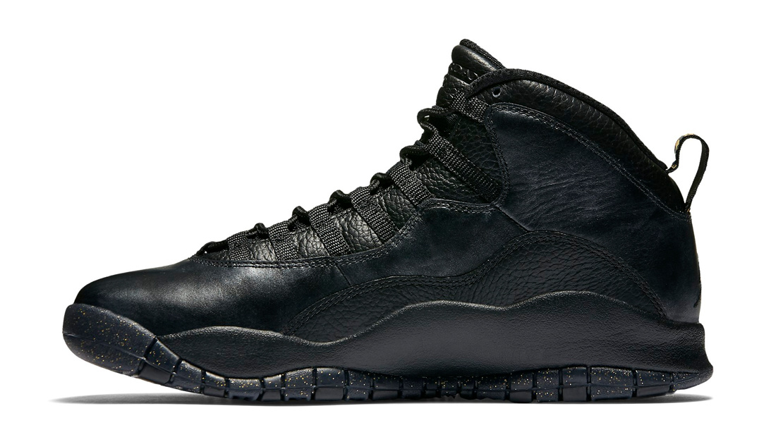 Air Jordan 10 Retro NYC Release Date
