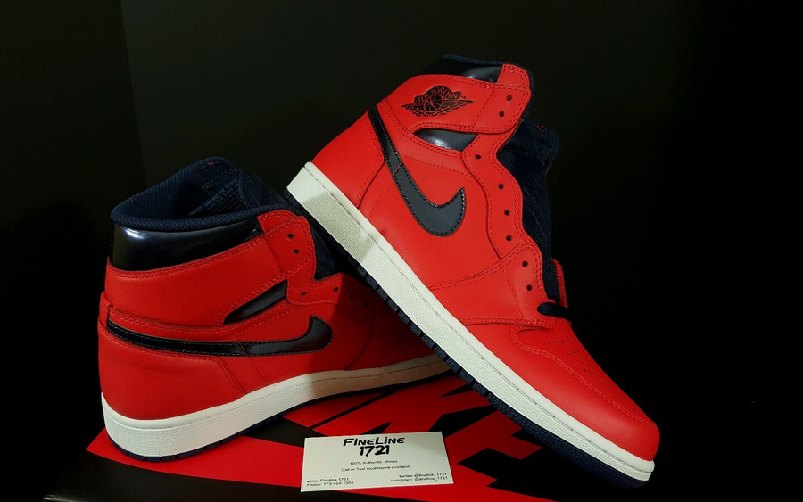 Letterman Air Jordan 1 Available Early
