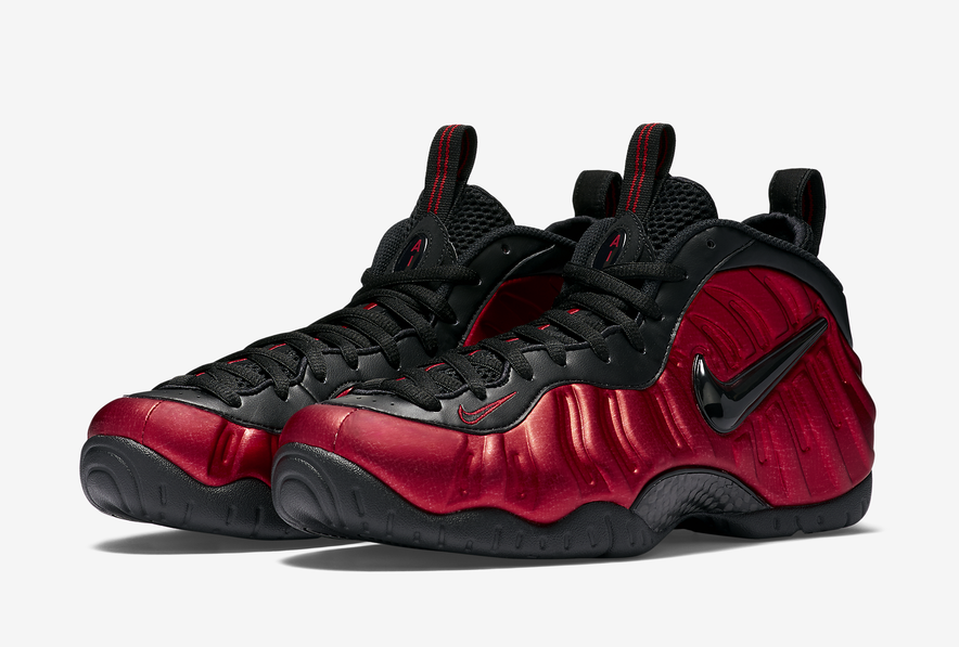 Nike Air Foamposite One CHINA Release Date - Nikeblog.com