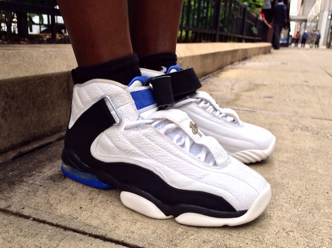 Air Penny Shoes