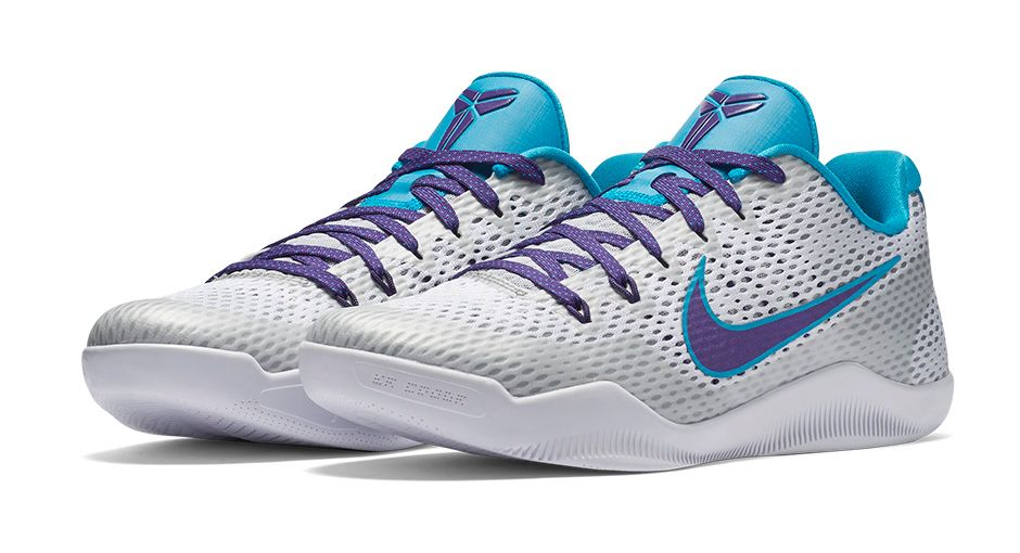 Draft Day Kobe 11 Hornets