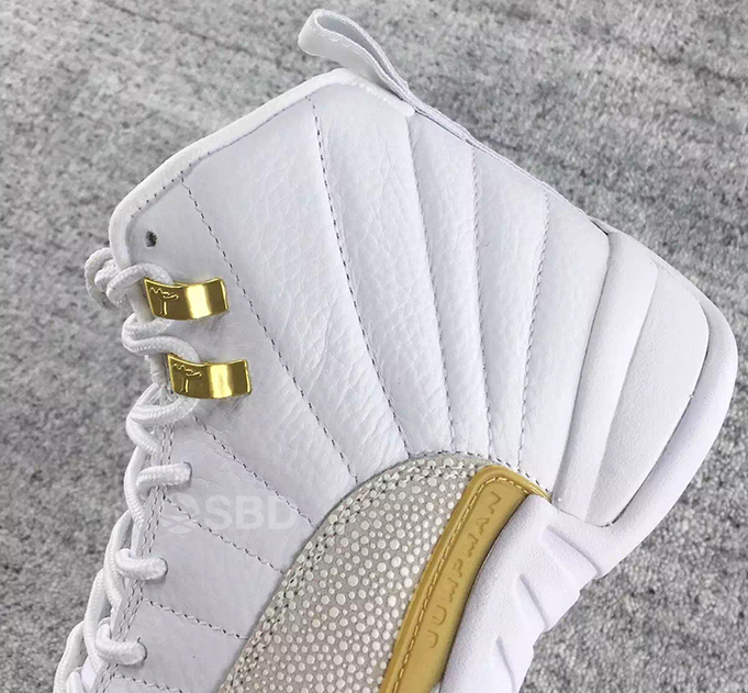 OVO Air Jordan 12 White Gold Release Date