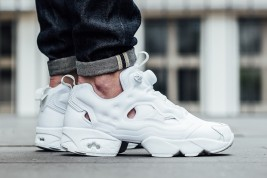 "Reebok Insta Pump Fury OG ""Triple White"""