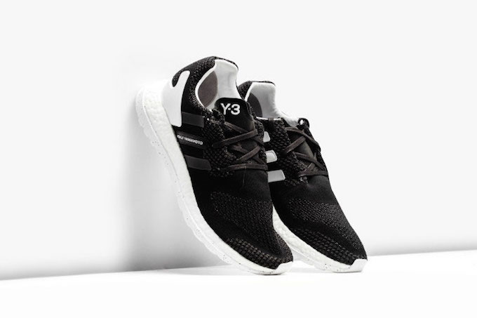 f57b5e45d lovely Y 3 Pure Boost ZG Knit Releases in Black - ramseyequipment.com