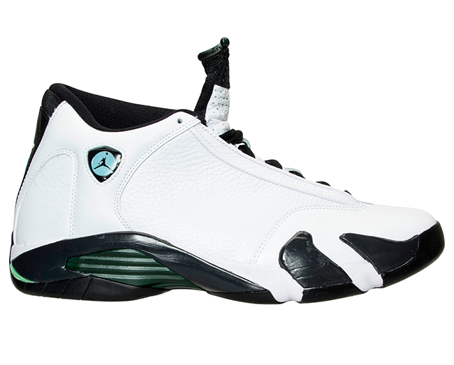 2016 Air Jordan 14 Retro Oxidized Green