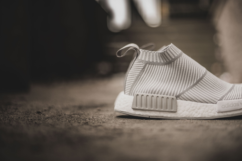 adidas NMD City Sock Whiteout Grey