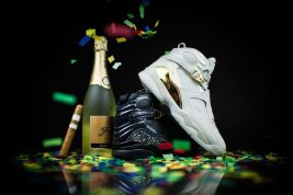 "Celebrate MJ's First Three-Peat with the Air Jordan 8 ""Championship Pack"" Tomorrow"