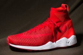 "Nike Zoom Mercurial Flyknit ""University Red"" Now Available"
