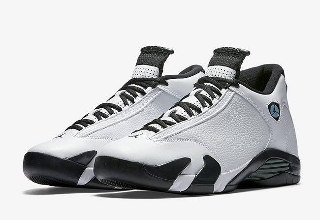 Air Jordan 14 XIV Retro Oxidized Green Release Date