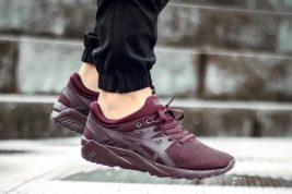 "ASICS Gel Kayano Trainer EVO ""Rioja Red"""