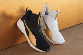 "PUMA Fierce ""Gold Pack"" Drops Tomorrow"