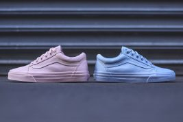Vans Old Skool Mono Pack Pink Blue