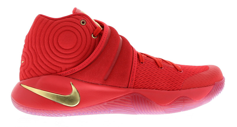 nike kyrie 2 red