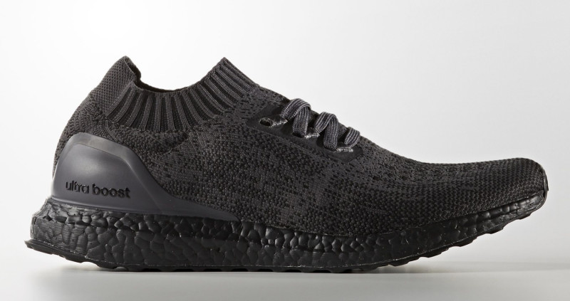 aa8461c20f876 How the adidas Ultra Boost Uncaged 8220 Triple Black Looks On Feet 85%OFF